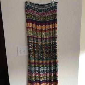 Rue 21 - Multicolor Maxi Dress